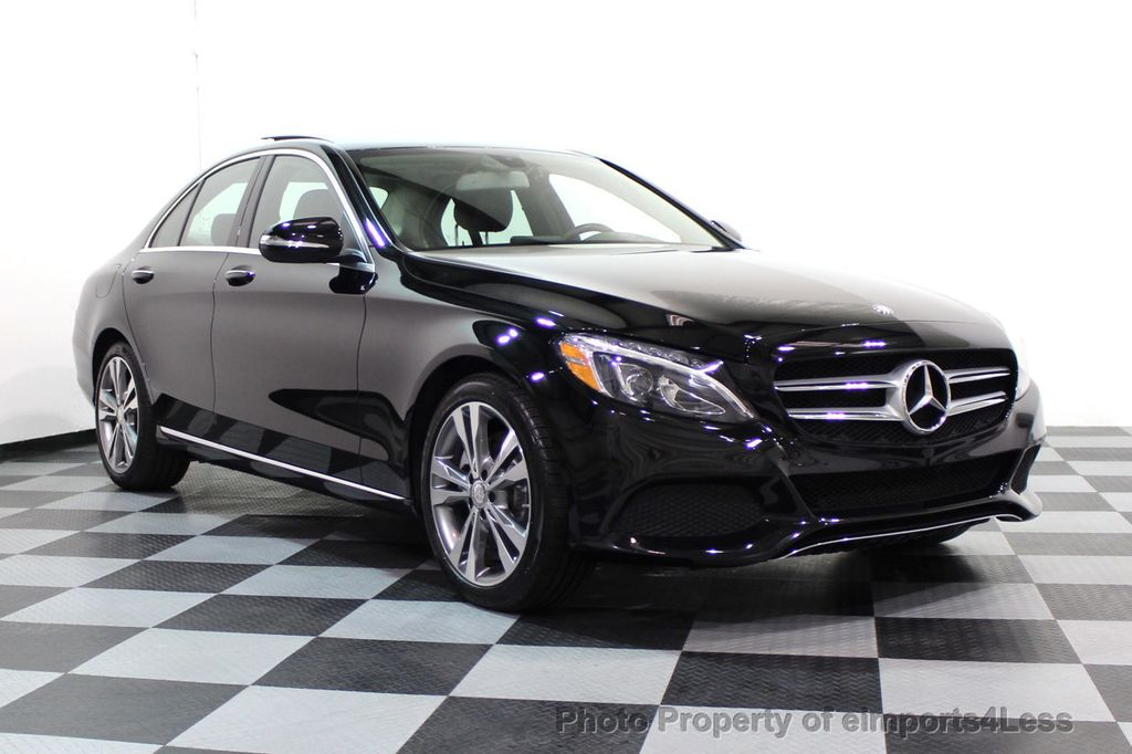 2015 Mercedes-Benz C-Class CERTIFIED C300 4Matic AWD PANO LED CAMERA NAVI - 17526652 - 54