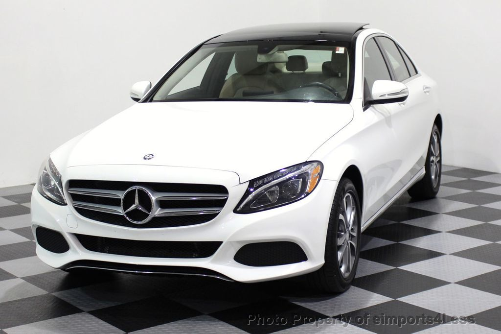 2015 used mercedes benz c class certified c300 4matic awd panorama navigation at eimports4less. Black Bedroom Furniture Sets. Home Design Ideas