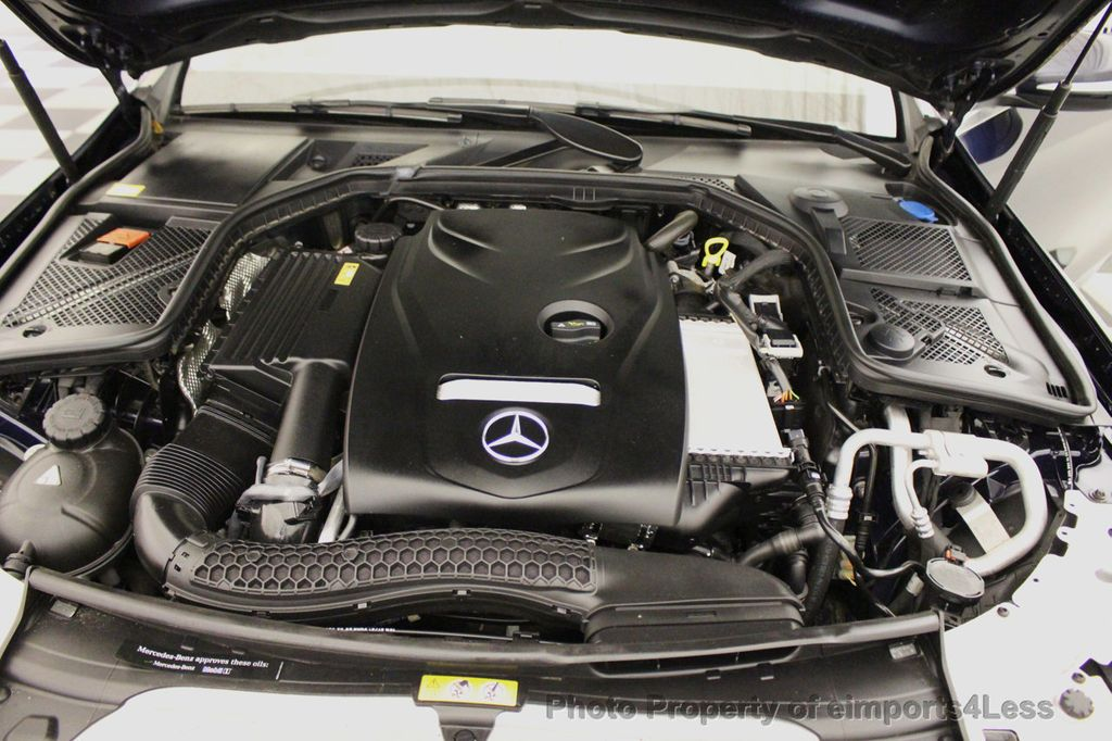 2015 Mercedes-Benz C-Class CERTIFIED C300 4Matic NAV PANO AWD Burmester LED - 18147497 - 18