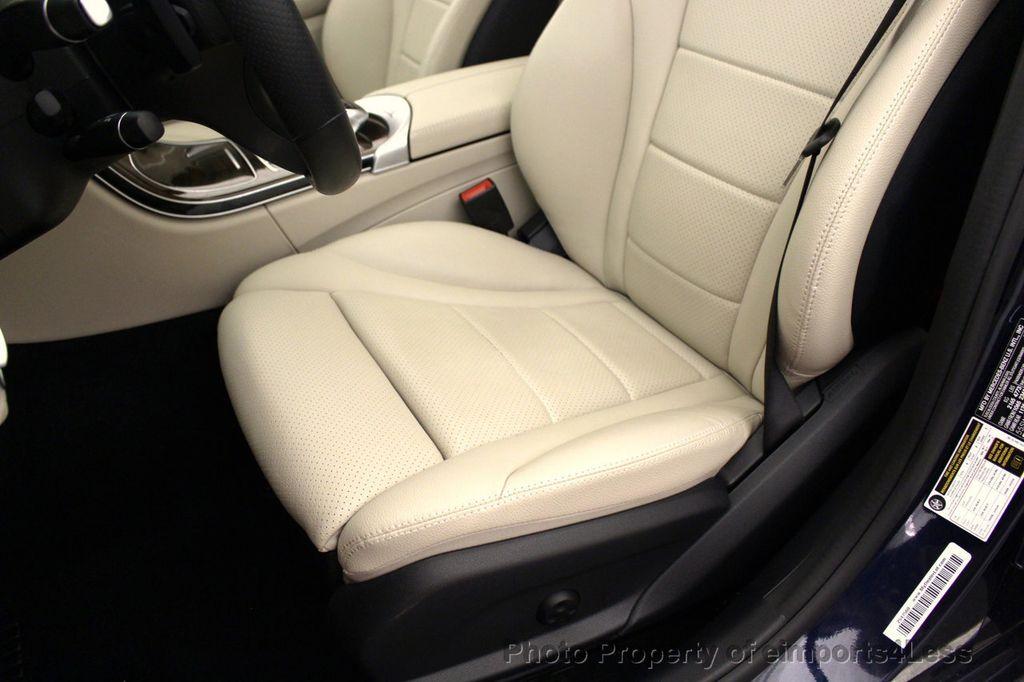 2015 Mercedes-Benz C-Class CERTIFIED C300 4Matic NAV PANO AWD Burmester LED - 18147497 - 21
