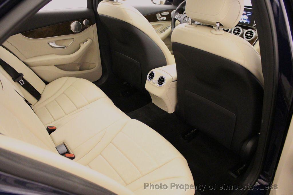 2015 Mercedes-Benz C-Class CERTIFIED C300 4Matic NAV PANO AWD Burmester LED - 18147497 - 49