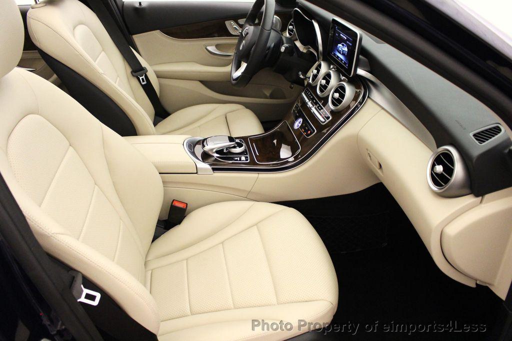 2015 Mercedes-Benz C-Class CERTIFIED C300 4Matic NAV PANO AWD Burmester LED - 18147497 - 6
