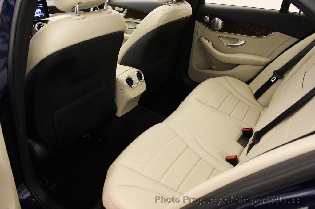 2015 Mercedes-Benz C-Class CERTIFIED C300 4Matic NAV PANO AWD Burmester LED - 18147497 - 7