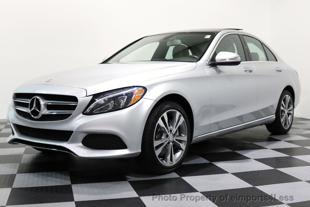 2015 mercedes benz c class certified c300 4matic sport awd for 2015 mercedes benz c300 4matic