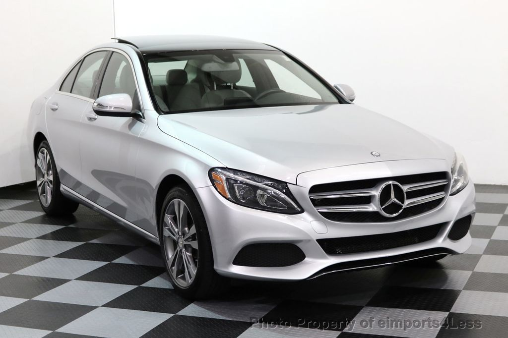 2015 mercedes benz c class certified c300 4matic sport awd for 2015 mercedes benz c300 for sale