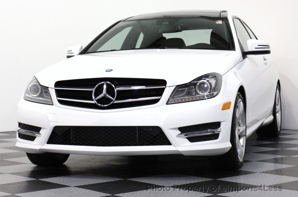 2015 Used Mercedes Benz C Class Certified C350 4matic