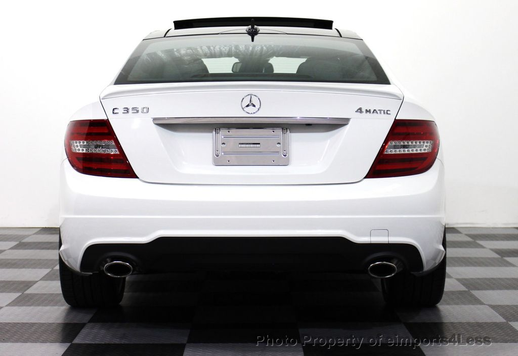 2015 used mercedes benz c class certified c350 4matic for 2015 mercedes benz c class coupe