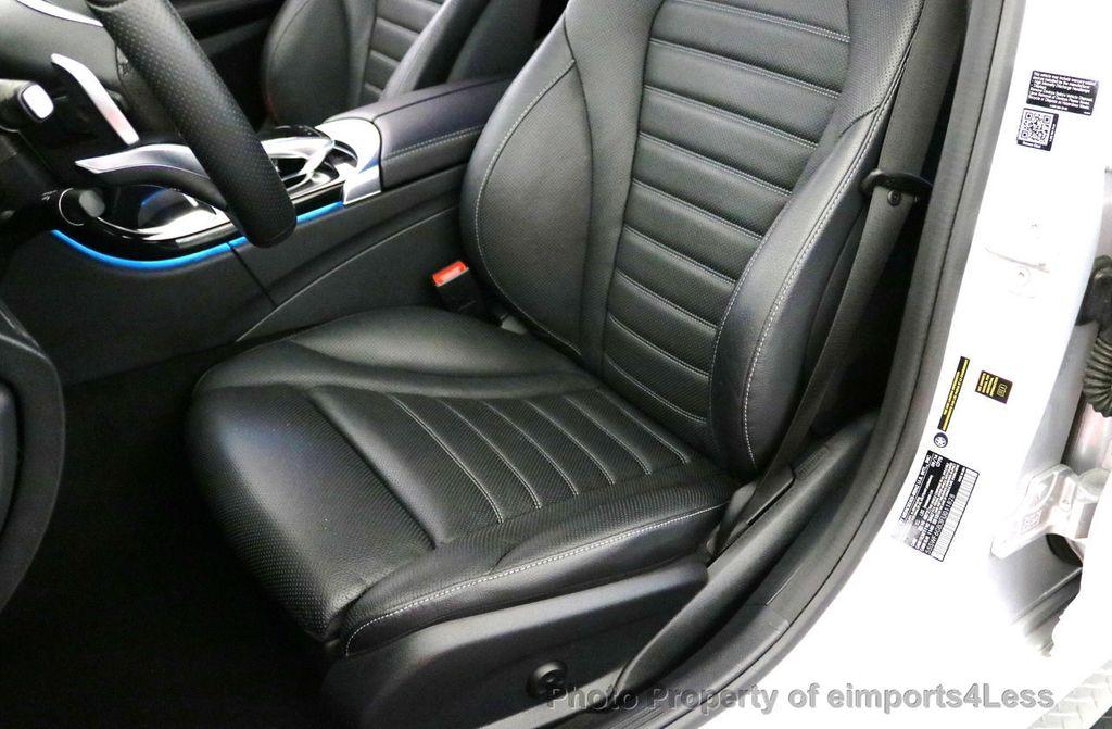 2015 Mercedes-Benz C-Class CERTIFIED C400 4Matic AMG SPORT CAM BLIS NAVI - 17124347 - 23