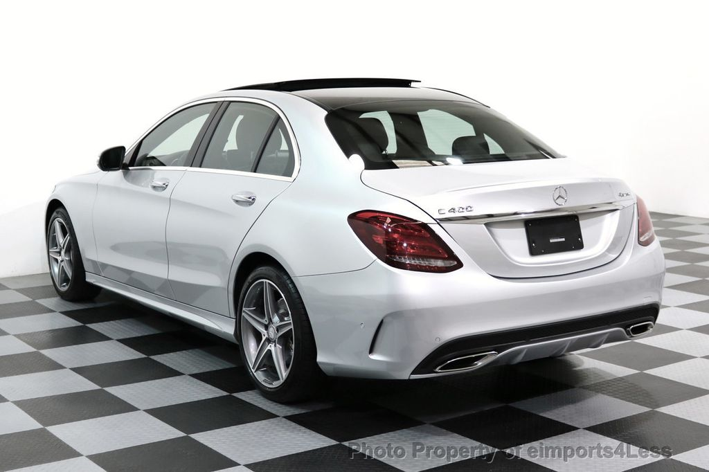 2015 Used Mercedes-Benz CERTIFIED C400 4Matic AMG SPORT CAM BLIS NAVI at  eimports4Less Serving Doylestown, Bucks County, PA, IID 17124347