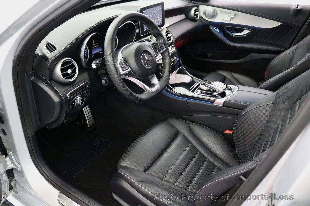 2015 Mercedes-Benz C-Class CERTIFIED C400 4Matic AMG SPORT CAM BLIS NAVI - 17124347 - 32