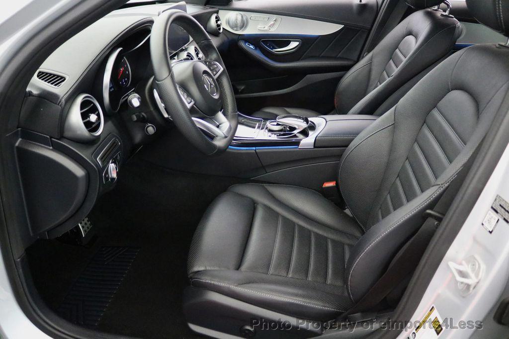 2015 Mercedes-Benz C-Class CERTIFIED C400 4Matic AMG SPORT CAM BLIS NAVI - 17124347 - 36
