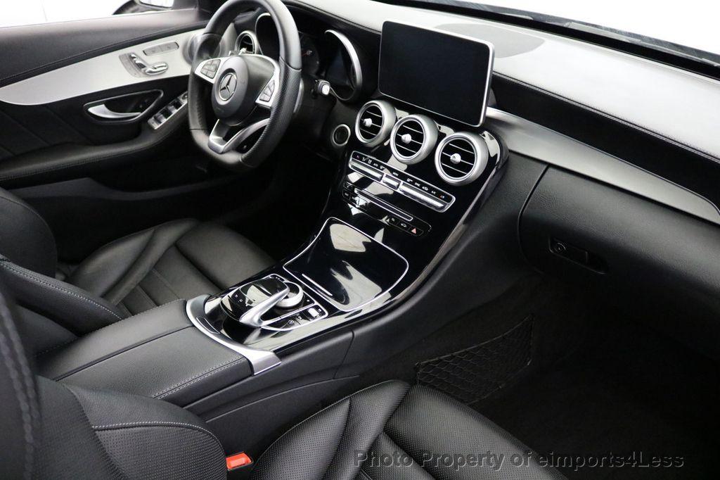 2015 Mercedes-Benz C-Class CERTIFIED C400 4Matic AMG SPORT CAM BLIS NAVI - 17124347 - 53