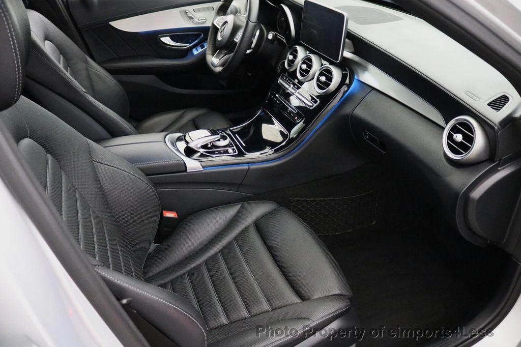 2015 Mercedes-Benz C-Class CERTIFIED C400 4Matic AMG SPORT CAM BLIS NAVI - 17124347 - 8