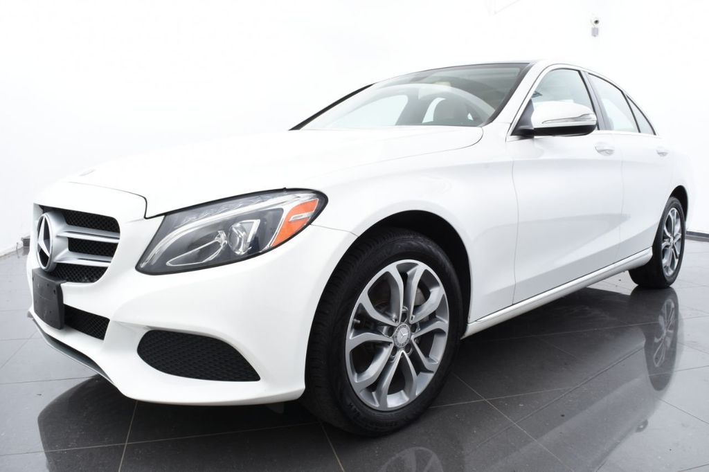 2015 Mercedes-Benz C-Class  Designo Package, Sport Package - 18032477 - 0