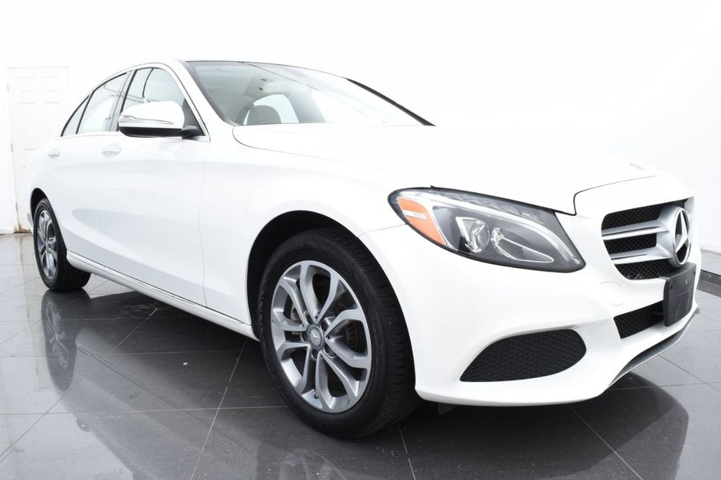 2015 Mercedes-Benz C-Class  Designo Package, Sport Package - 18032477 - 1