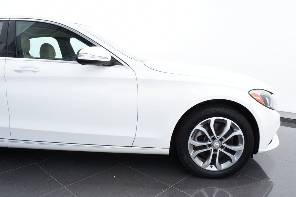 2015 Mercedes-Benz C-Class  Designo Package, Sport Package - 18032477 - 5