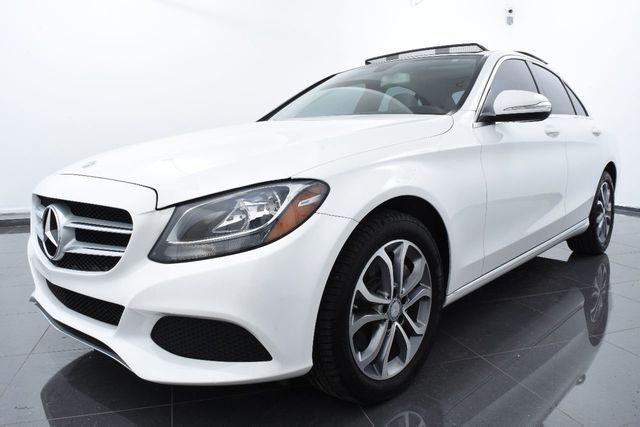 2015 Mercedes-Benz C-Class Premium Package