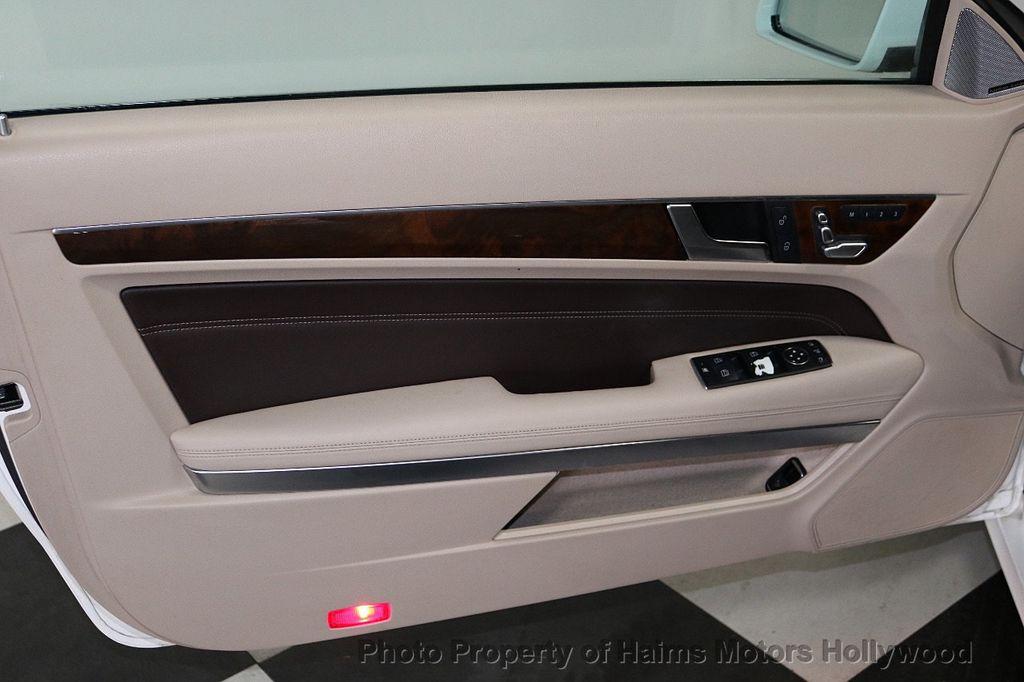 2015 Mercedes-Benz E-Class 2dr Coupe E 400 RWD - 18093322 - 9