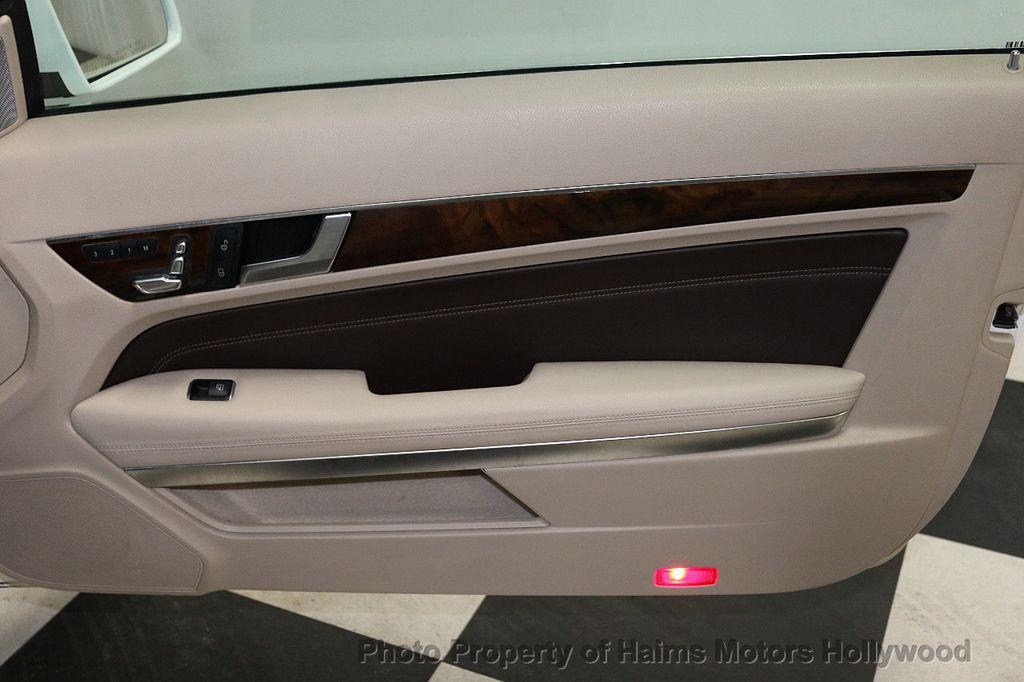 2015 Mercedes-Benz E-Class 2dr Coupe E 400 RWD - 18093322 - 10