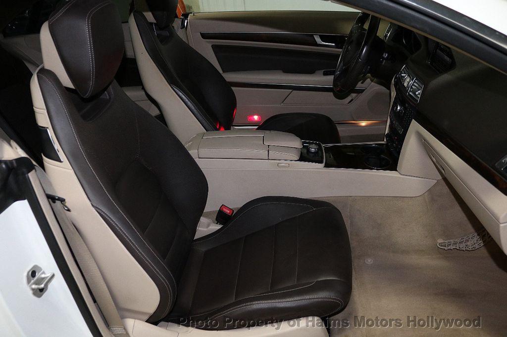 2015 Mercedes-Benz E-Class 2dr Coupe E 400 RWD - 18093322 - 11