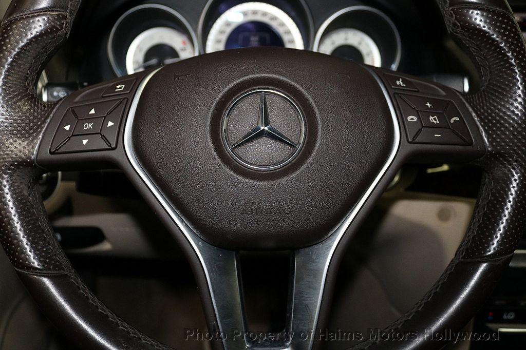2015 Mercedes-Benz E-Class 2dr Coupe E 400 RWD - 18093322 - 24