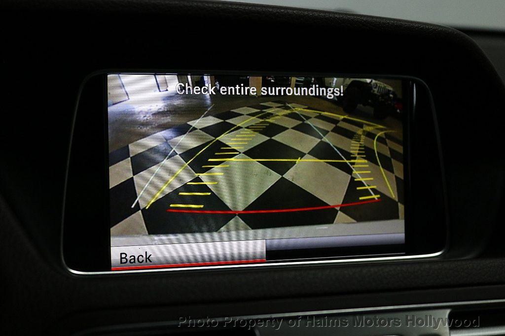 2015 Mercedes-Benz E-Class 2dr Coupe E 400 RWD - 18093322 - 28