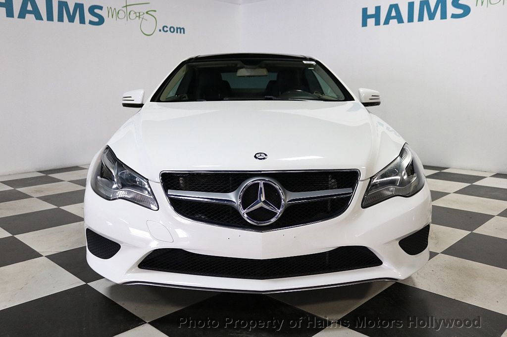 2015 Mercedes-Benz E-Class 2dr Coupe E 400 RWD - 18093322 - 2
