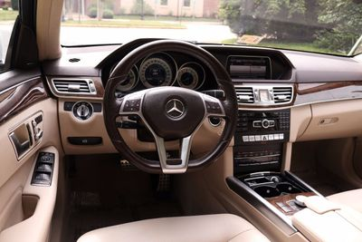 2015 Mercedes-Benz E-Class 4dr Sedan E 350 Sport 4MATIC - Click to see full-size photo viewer
