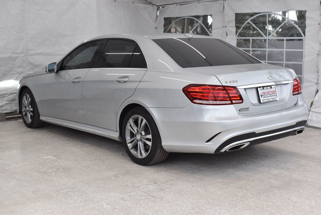 2015 Mercedes-Benz E-Class 4dr Sedan E 350 Sport RWD - 18415826 - 5