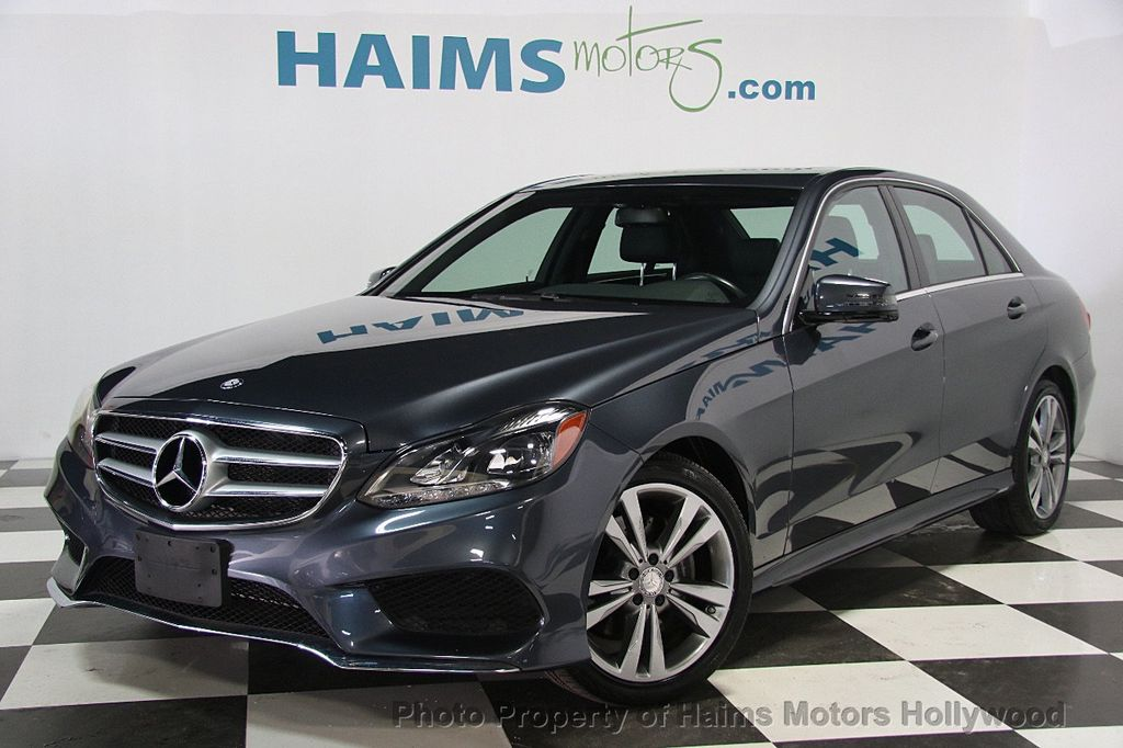 Mercedes Benz Of Ft Lauderdale >> 2015 Used Mercedes-Benz E-Class 4dr Sedan E 350 Sport RWD ...