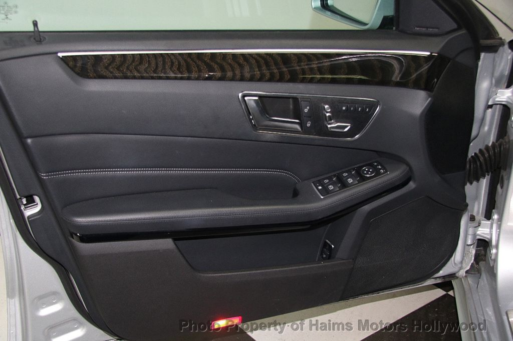 2015 Mercedes-Benz E-Class 4dr Sedan E 350 Sport RWD - 17049702 - 9
