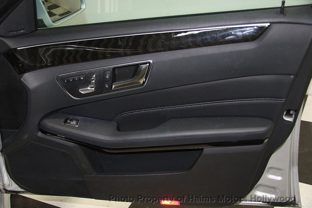 2015 Mercedes-Benz E-Class 4dr Sedan E 350 Sport RWD - 17049702 - 12