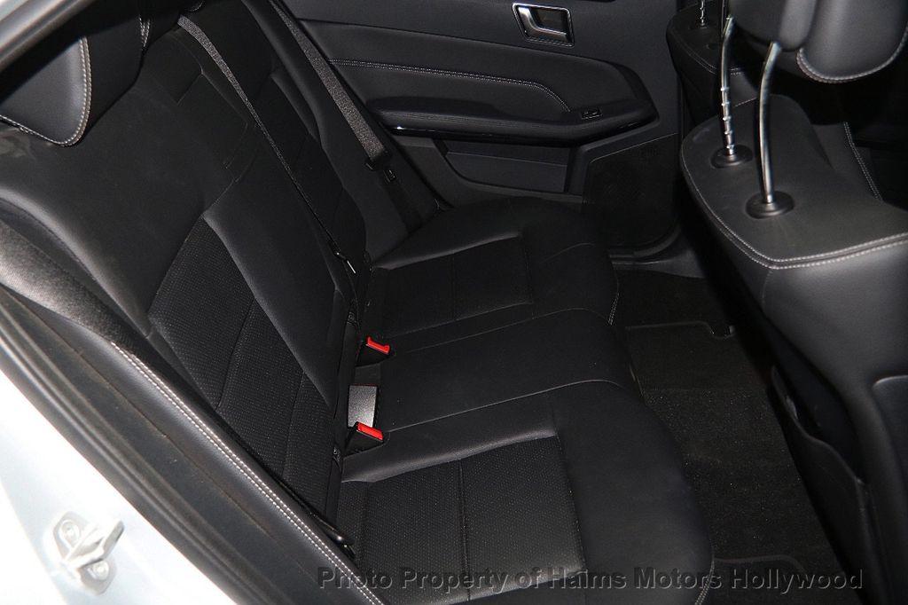 2015 Mercedes-Benz E-Class 4dr Sedan E 350 Sport RWD - 17049702 - 14