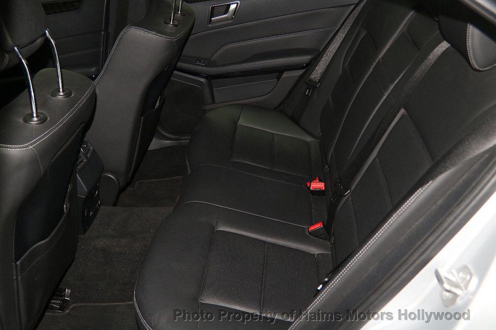 2015 Mercedes-Benz E-Class 4dr Sedan E 350 Sport RWD - 17049702 - 15