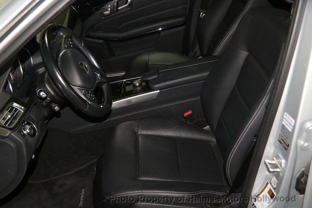 2015 Mercedes-Benz E-Class 4dr Sedan E 350 Sport RWD - 17049702 - 16