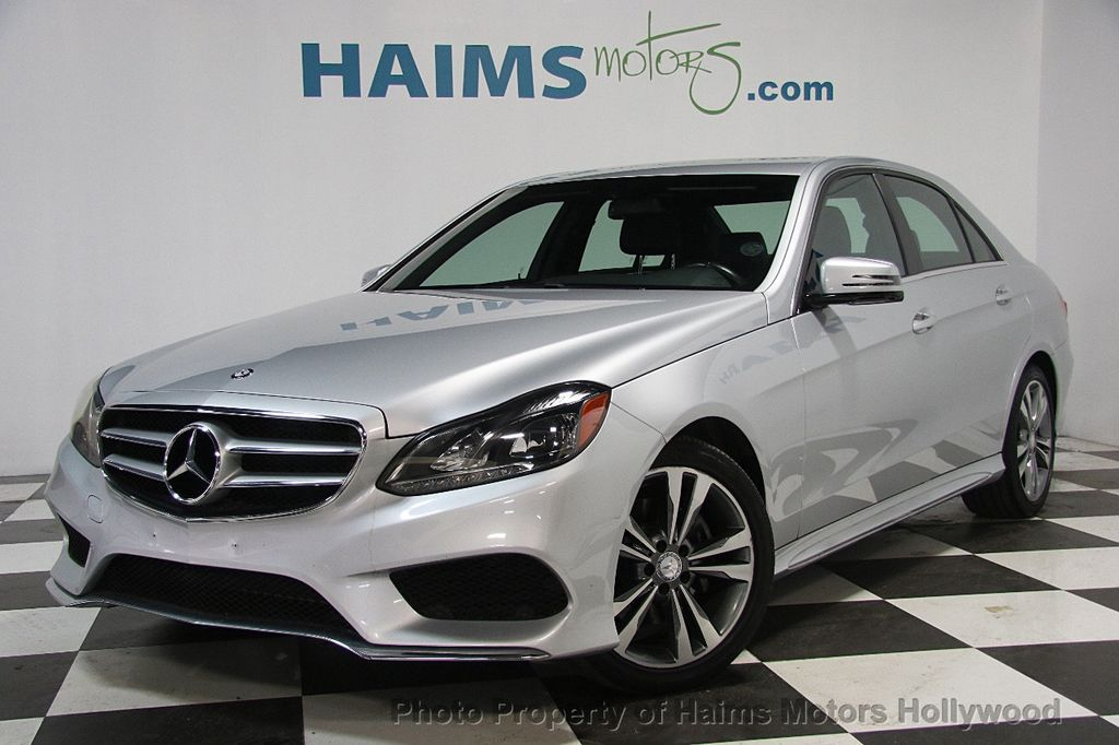 2015 Used Mercedes Benz E Class 4dr Sedan E 350 Sport Rwd