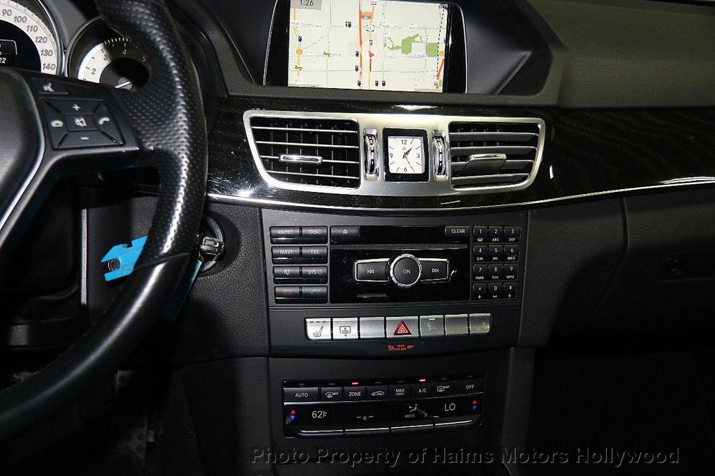 2015 Mercedes-Benz E-Class 4dr Sedan E 350 Sport RWD - 17049702 - 19