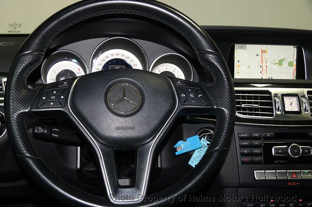 2015 Mercedes-Benz E-Class 4dr Sedan E 350 Sport RWD - 17049702 - 28