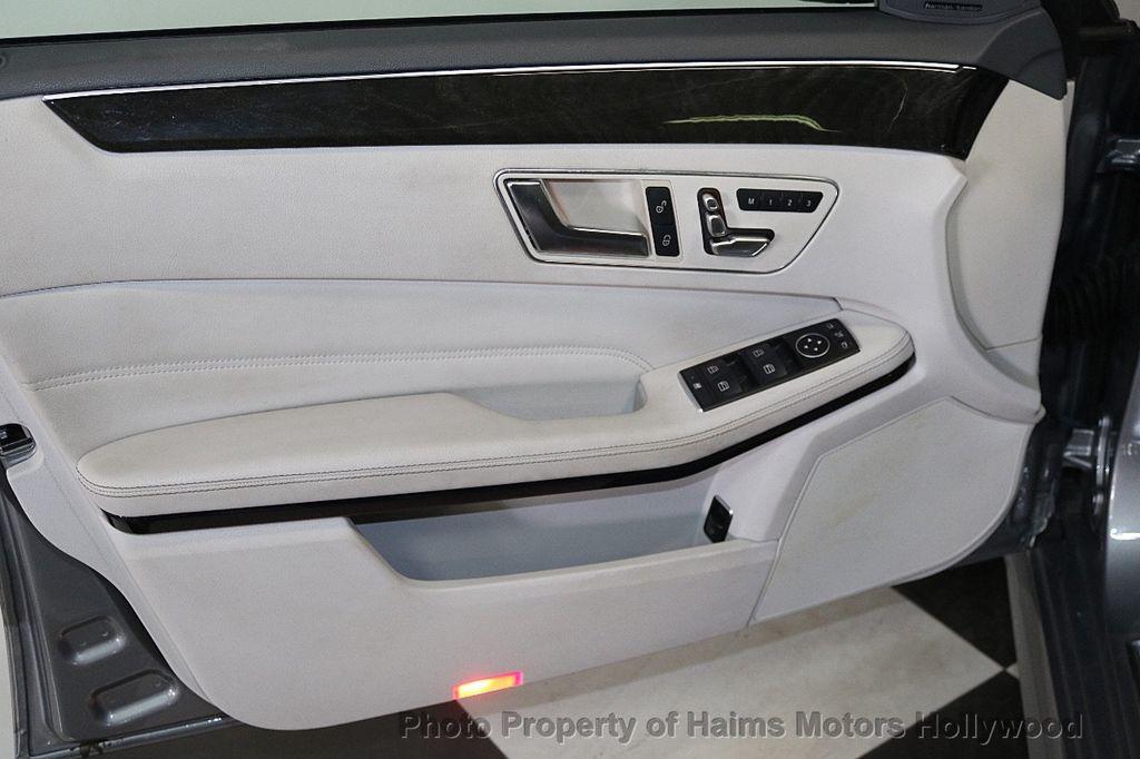 2015 Mercedes-Benz E-Class 4dr Sedan E 350 Sport RWD - 17590312 - 10