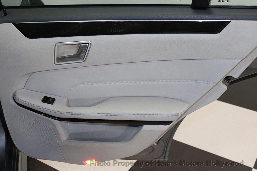 2015 Mercedes-Benz E-Class 4dr Sedan E 350 Sport RWD - 17590312 - 12