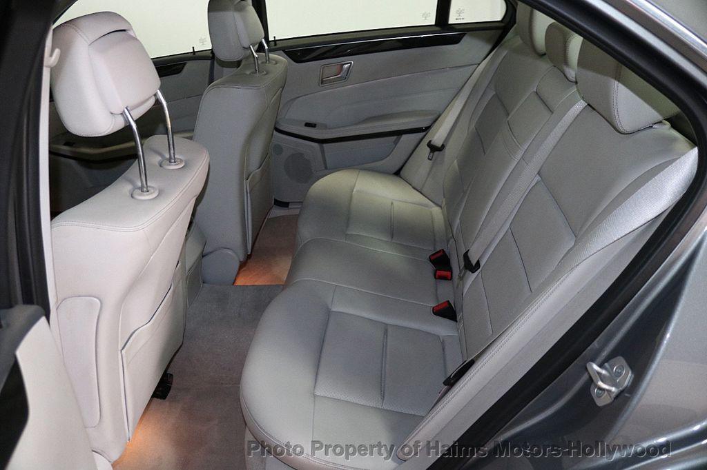 2015 Mercedes-Benz E-Class 4dr Sedan E 350 Sport RWD - 17590312 - 16