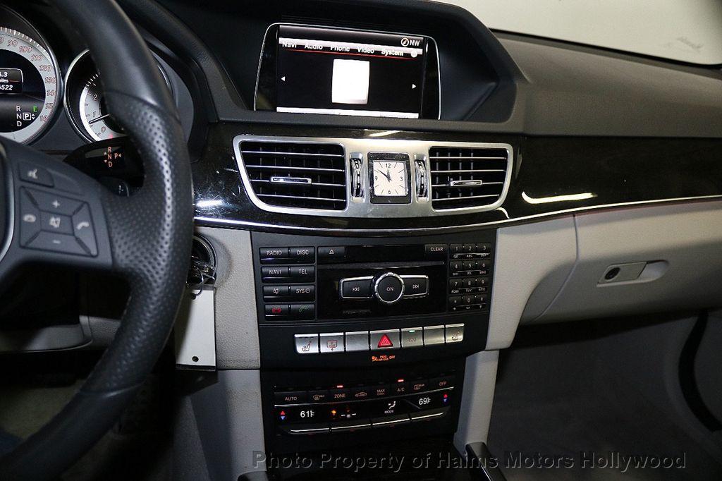 2015 Mercedes-Benz E-Class 4dr Sedan E 350 Sport RWD - 17590312 - 20