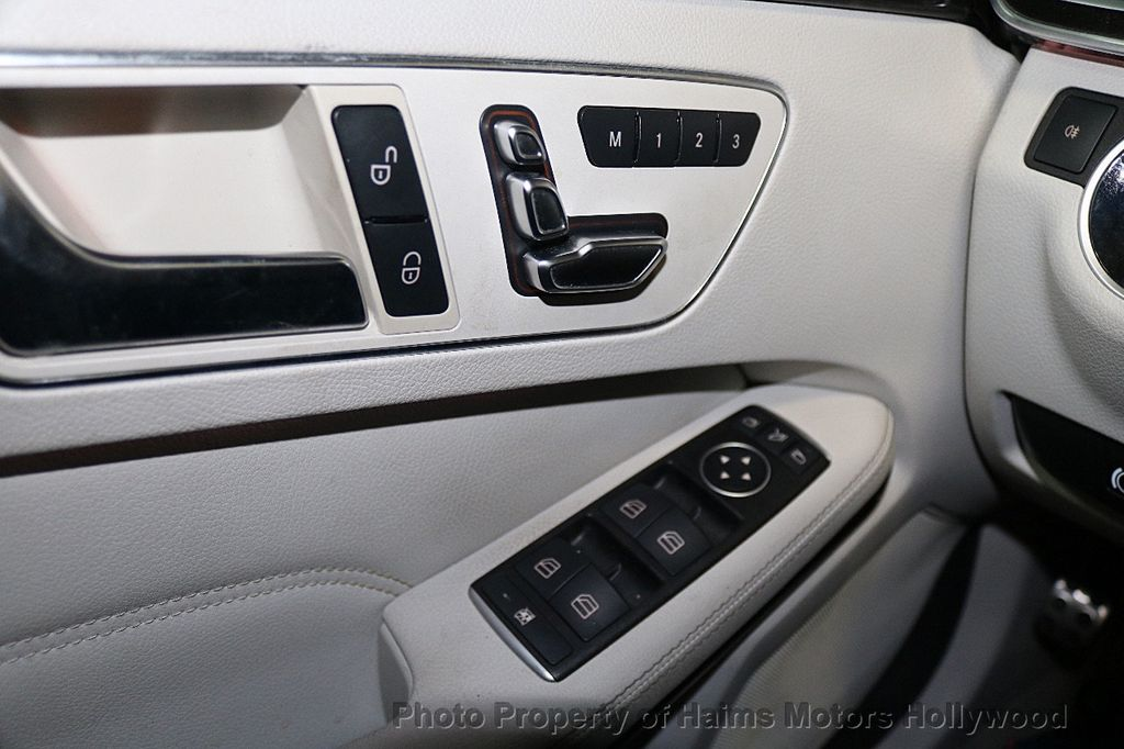 2015 Mercedes-Benz E-Class 4dr Sedan E 350 Sport RWD - 17590312 - 25