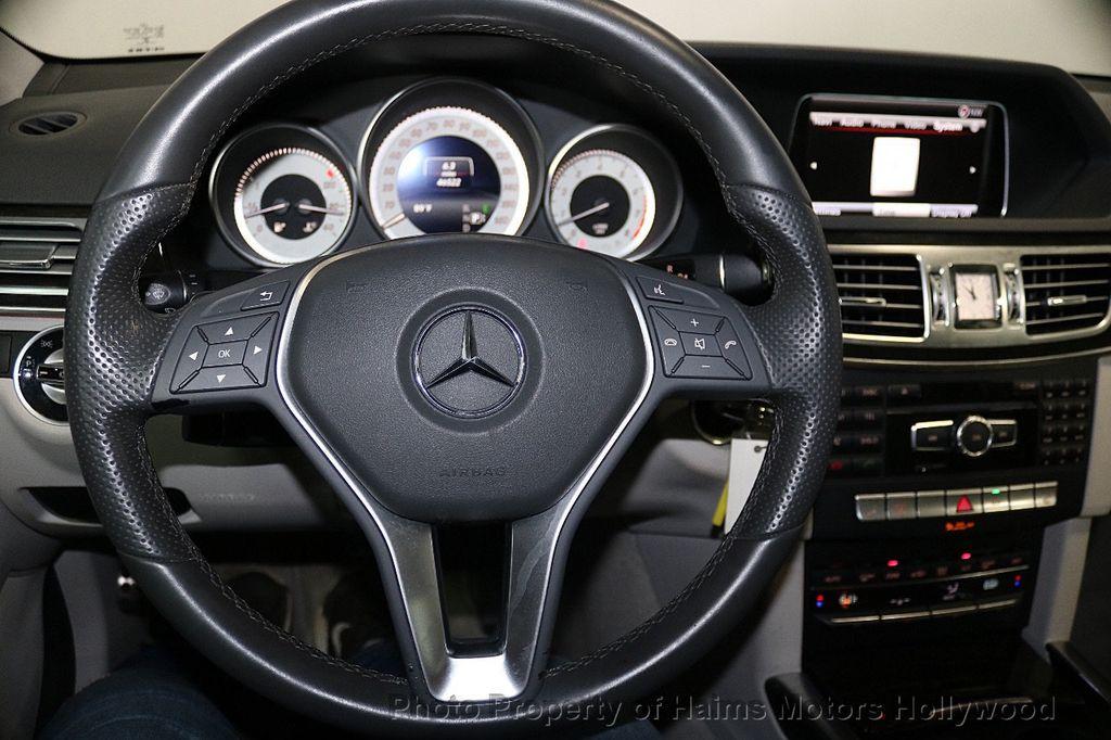 2015 Mercedes-Benz E-Class 4dr Sedan E 350 Sport RWD - 17590312 - 29