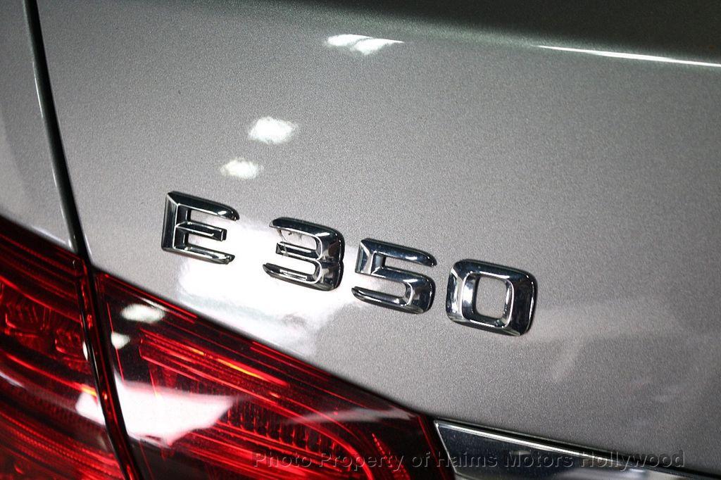 2015 Mercedes-Benz E-Class 4dr Sedan E 350 Sport RWD - 17590312 - 7