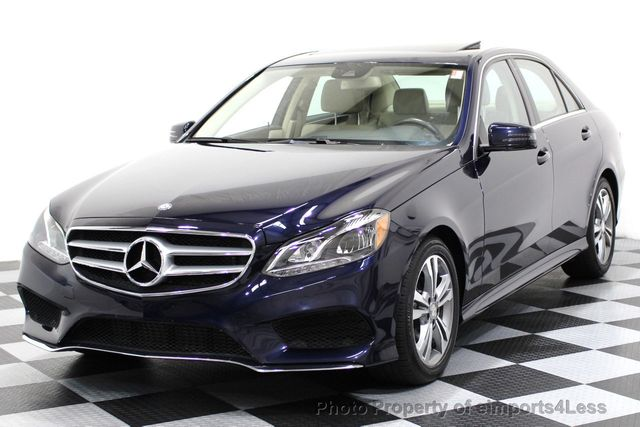 2015 Mercedes-Benz E-Class CERTIFIED E250 4Matic BlueTEC DIESEL AWD CAMERA NAVI - 16676207 - 13