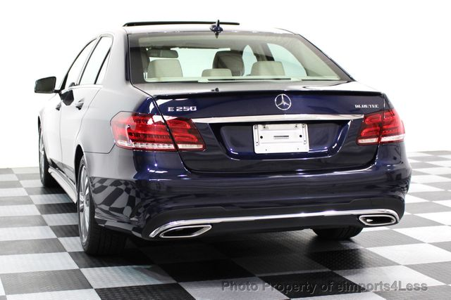 2015 Mercedes-Benz E-Class CERTIFIED E250 4Matic BlueTEC DIESEL AWD CAMERA NAVI - 16676207 - 15