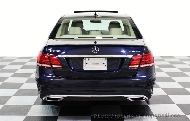 2015 Mercedes-Benz E-Class CERTIFIED E250 4Matic BlueTEC DIESEL AWD CAMERA NAVI - 16676207 - 16