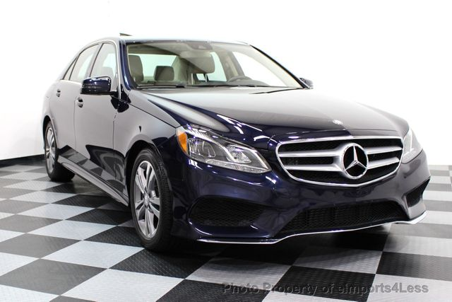 2015 Mercedes-Benz E-Class CERTIFIED E250 4Matic BlueTEC DIESEL AWD CAMERA NAVI - 16676207 - 28