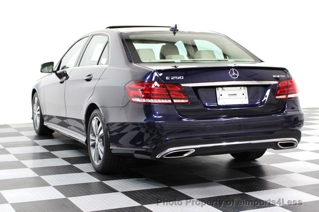 2015 Mercedes-Benz E-Class CERTIFIED E250 4Matic BlueTEC DIESEL AWD CAMERA NAVI - 16676207 - 29